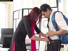 Niks Indian In Naughty Schoolgirl Punished By School Teacher Rita