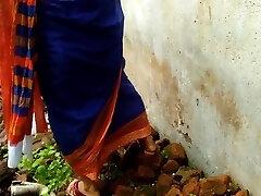 Devar Outdoor Fucking Indian Bhabhi In Abandoned Palace Ricky Public Hook-up