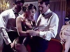 INDIA - pornography music video stockings threesome