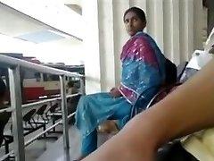 kerala stud showcasing his big dick in public.