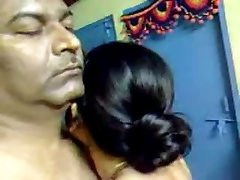 Killer Homemade Indian Mature Hairy Couple Have Awesome Orgy