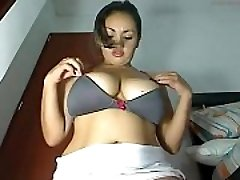 Hot Good-sized Amerasian on web cam from   livexshow.xyz