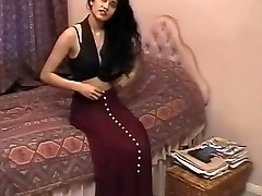 British Indian Chick Shabana Kausar Retro Pornography