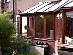 British Indian naked window cleaner