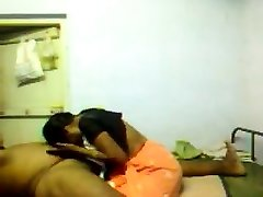 DESI INDIAN MAID MASSAGING AND Oral Pleasure TO Proprietor