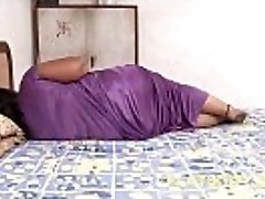 Indian Aunty Pent Up by Electrician