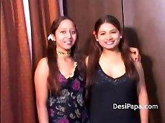 Cute Desi Lesbian School Girls Porn