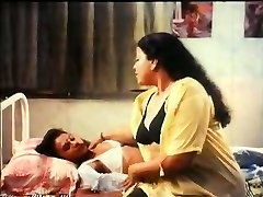Mallu Mature Aunty's Girl-girl Act