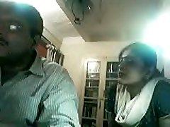 Enceinte Indien Couple Baise Sur Webcam - Kurb