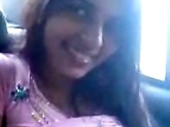 Desi Payal Sharma Big Boobs bachi Beefstick Suck Blowjob in Car