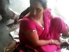 Buxomy Indian Milf on a Train Station 2 (o) (o)