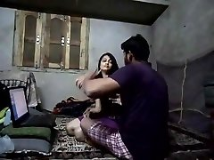 Desi hot stunner homemade passionate screw with facial