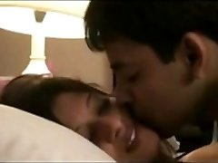 Desi Couples Leaked Flick of Honeymoon Mms