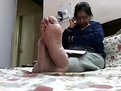 Feet of Mature Indian Princess 6