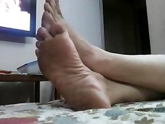 Soles of Mature Indian GODDESS 4