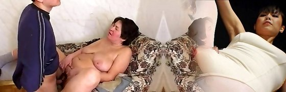 Frauen hässlichen sex mit Ganz alte