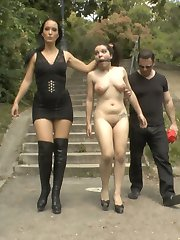 Chiara Diletto is back on Public Disgrace and ready for another brutal humiliation. We are also...