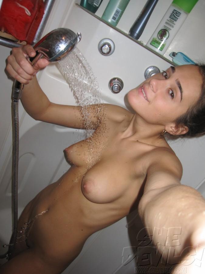 Nubile Shower