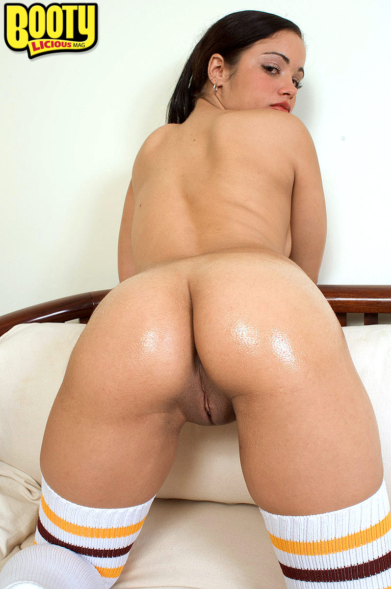 Latina Throwing Ass Back