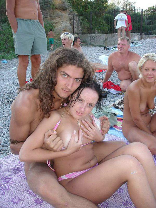 Friends nude The Largest