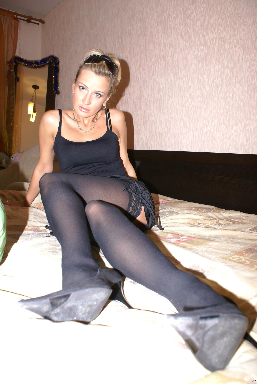Amateur pics stocking pantyhose model