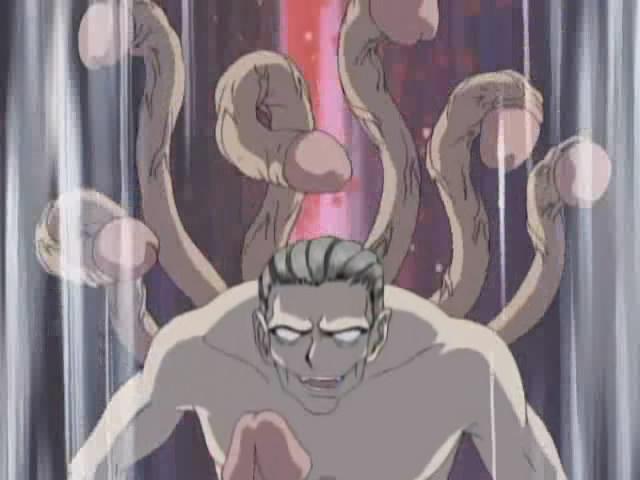 Monster dick hentai The rape
