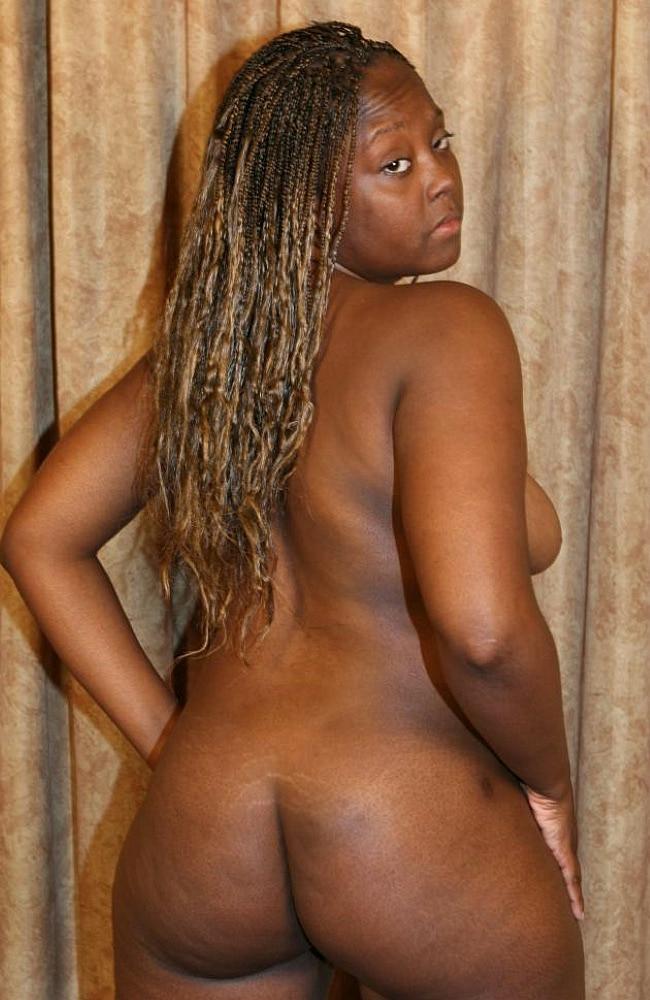 Thick Light Skinned Ebony