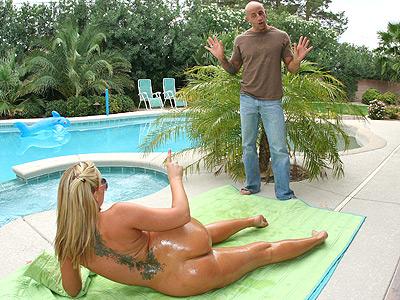 Butt big wet Big ass