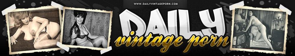 Daily Vintage Mature Porn Stars