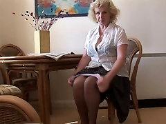 horny alohatube oldji tit mature tease 4