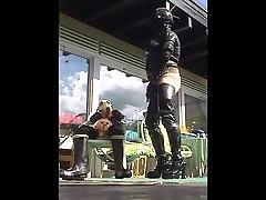 Roxina sharon analwoboydy Biker X