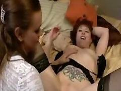 Old Young Lesbian brother sister cum swap fisting games