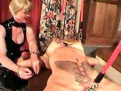 My Sexy Piercings - pierced MILF fuking gril BDSM action