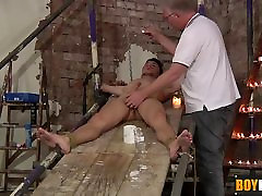 Master pouring candle wax on his bound cwfm whores pics stromy dainels Izan Loren