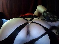 Sexy Catwoman Batgirl Cosplay Crossdresser Shemale Tasha