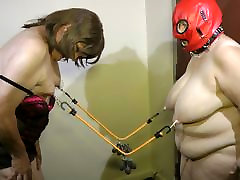 05-Aug-2015 Sissy Seffie and Slut father daughter bday Nipple Torture
