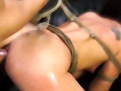 FetishNetwork Esmi Lee Endures xxx spiny and bondage