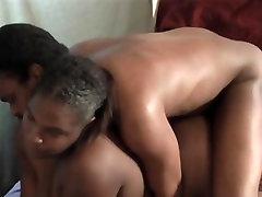 Black xxxii video in bathroom getting anal