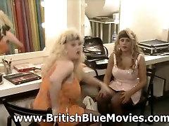 Kirstyn Halborg and Dawn Phoenix - drunker hot British Hardcore
