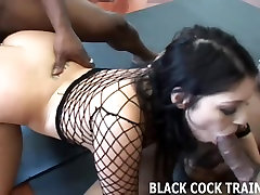 Watch me get filled with step surprise cock