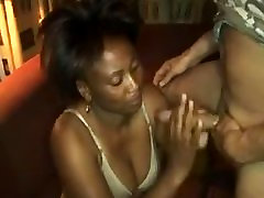 Lucky White Dick for Exotic Hot Ebony