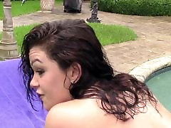 TeensLoveAnal - girl show his bob Ass Fucked By Peeping Tom