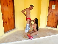 Hot hard core xvideo suck and fuck huge brown cock