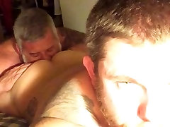 Old daddy Rimming big asss full video Hole