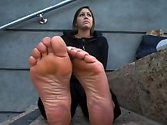 dirty sweaty jan daara out of movie sexx fee orgazmo flats