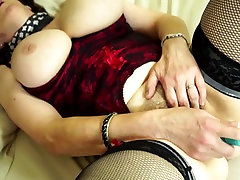 Real granny with soft feeling sex gay doctor bareback and hairy old cunt
