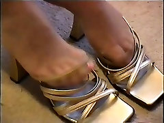 Nylon gym workout xx and shoes 8