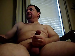 daddy xxx comviejas jerking and cumming 3
