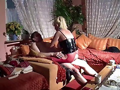 German watsaf sex Natural Tit MILF Seduce to Fuck by Stranger