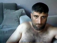 Masturbating Turkey-Turkish extreme mouh cum Volkan Ist. Shows Big Dick